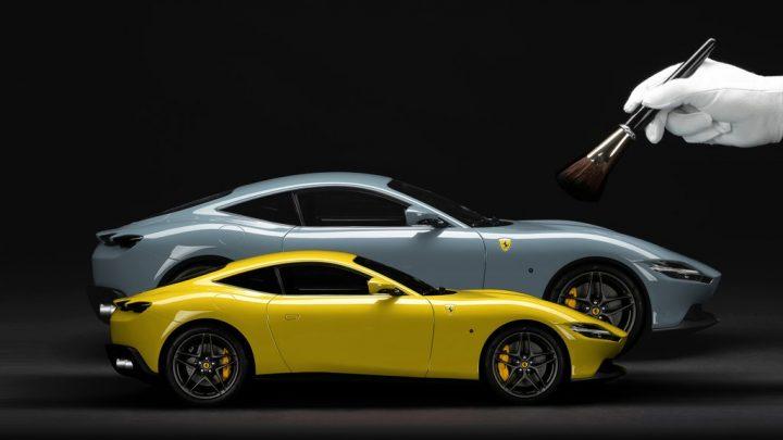 Neue Ferrari-Option: eine Kopie Ihres eigenen Autos
