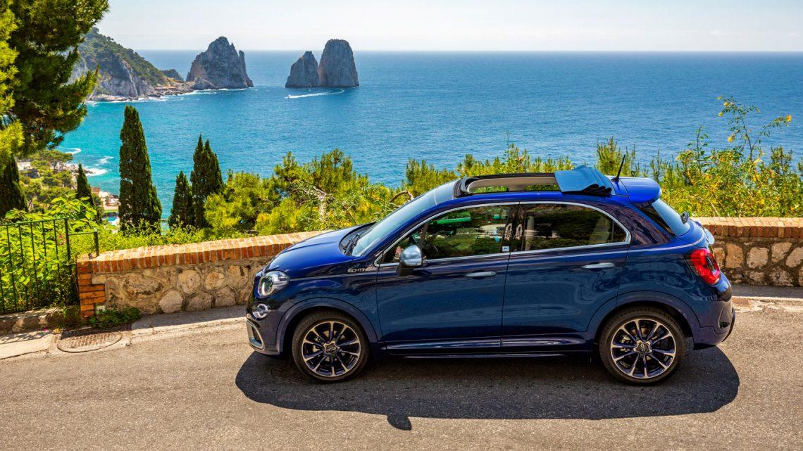 Fiat 500X jetzt auch als Cabrio erhältlich