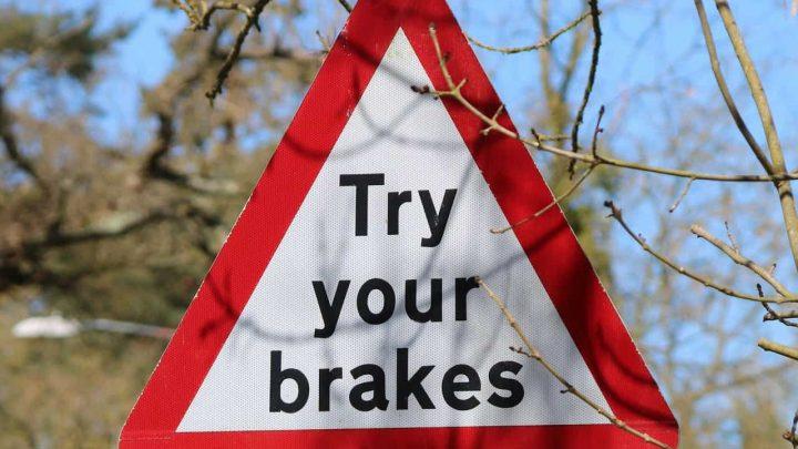 Verbessere deine Motorrad-Bremstechnik mit diesen drei Tipps!
