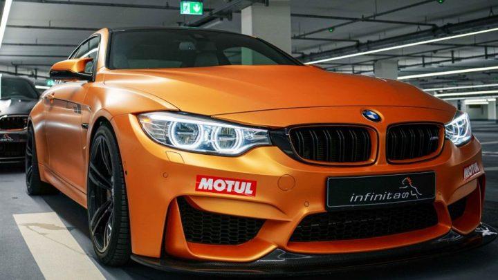 Infinitas steigert BMW M4 auf 1.000 PS!