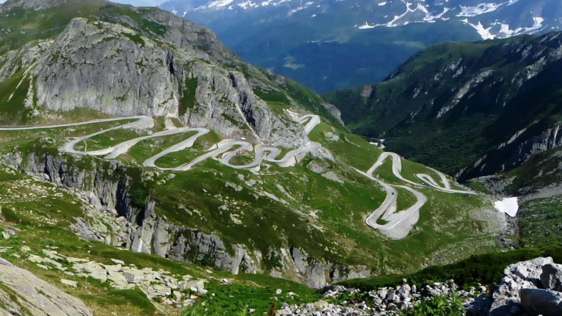 Motorradfahren in den Bergen? Hier einige praktische Tipps!